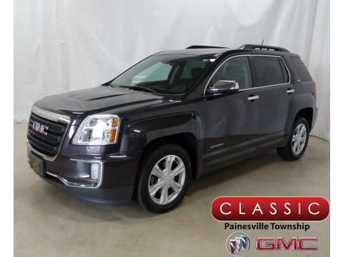 Iridium Metallic GMC Terrain SLE AWD.  Click to enlarge.