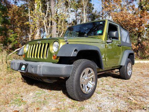 Jeep Wrangler X 4x4
