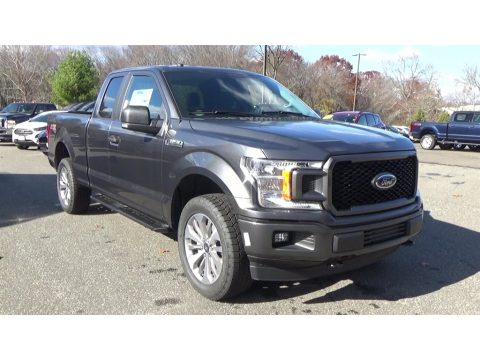 Ford F150 XL SuperCab 4x4