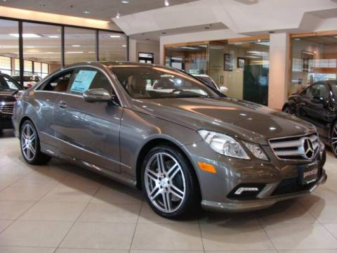 new 2010 mercedes benz e 550 coupe for sale stock 102619 dealer car ad. Black Bedroom Furniture Sets. Home Design Ideas