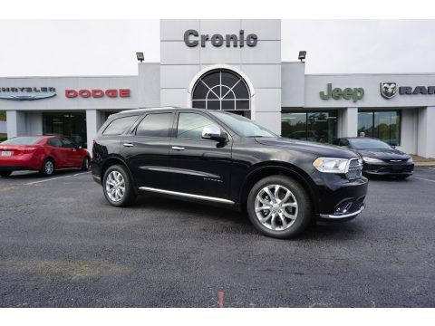 DB Black Crystal Dodge Durango Citadel.  Click to enlarge.