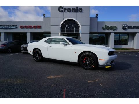 White Knuckle Dodge Challenger R/T Scat Pack.  Click to enlarge.