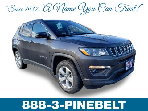 Granite Crystal Metallic Jeep Compass Latitude 4x4.  Click to enlarge.