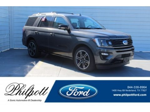 Magnetic Metallic Ford Expedition Limited.  Click to enlarge.