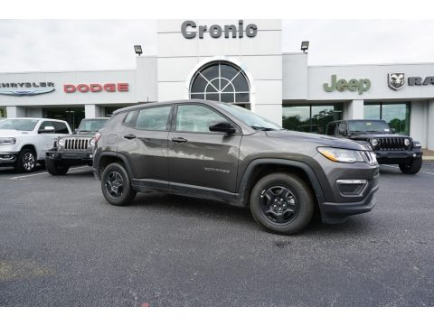 Granite Crystal Metallic Jeep Compass Sport.  Click to enlarge.
