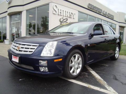 Blue Chip Cadillac STS V8.  Click to enlarge.