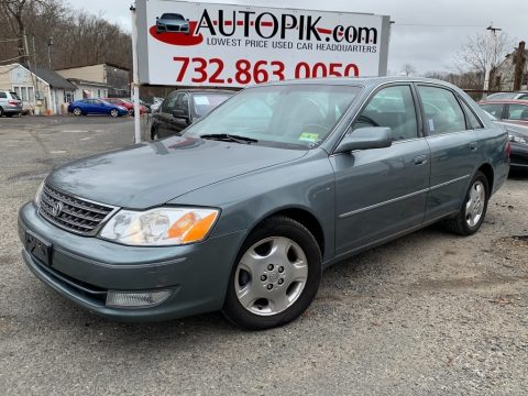 Aspen Green Pearl Toyota Avalon XLS.  Click to enlarge.