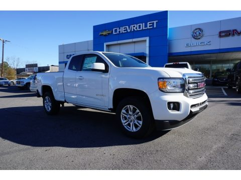 GMC Canyon SLE Extended Cab