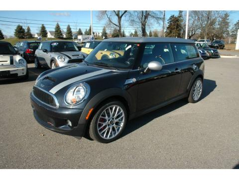 New 2009 Mini Cooper John Cooper Works Clubman For Sale Stock M3320 Dealerrevs Com Dealer