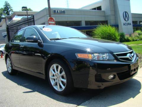 used 2006 acura tsx sedan for sale stock u 3880 dealer car ad 13077018. Black Bedroom Furniture Sets. Home Design Ideas