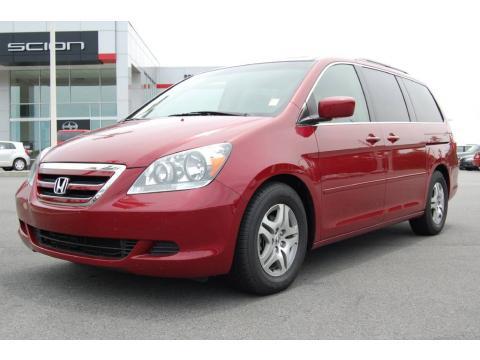 Used 2005 honda odyssey ex l for sale stock pt5506 for Honda dealership valdosta ga