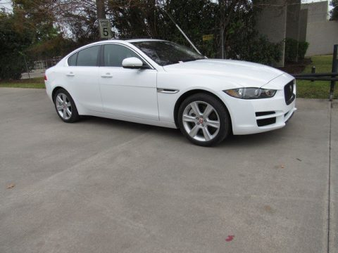 Fuji White Jaguar XE Premium.  Click to enlarge.