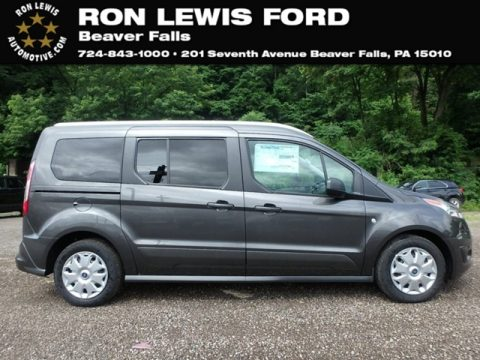 Magnetic Ford Transit Connect XLT Passenger Wagon.  Click to enlarge.