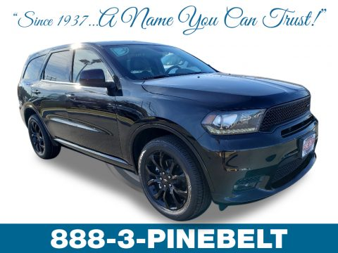 DB Black Dodge Durango GT AWD.  Click to enlarge.