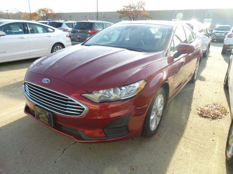 Ford Fusion Hybrid SE