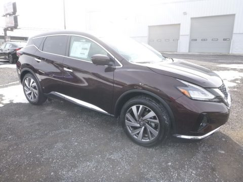 Mocha Almond Pearl Nissan Murano SL AWD.  Click to enlarge.