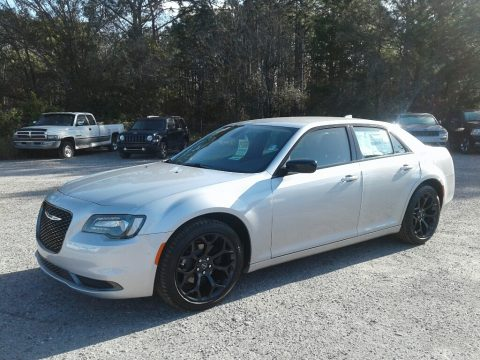 Silver Mist Chrysler 300 Touring.  Click to enlarge.