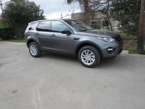 Corris Gray Metallic Land Rover Discovery Sport HSE.  Click to enlarge.