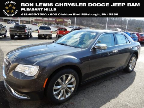 Granite Crystal Metallic Chrysler 300 Limited AWD.  Click to enlarge.