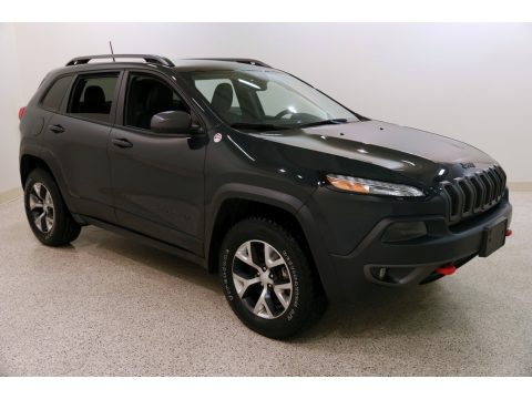 Rhino Jeep Cherokee Trailhawk 4x4.  Click to enlarge.