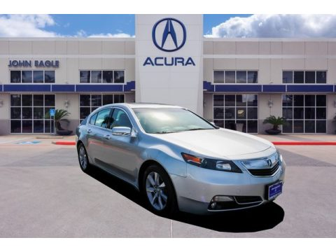 Silver Moon Acura TL .  Click to enlarge.