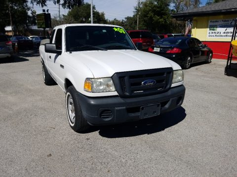 Ford Ranger XL SuperCab