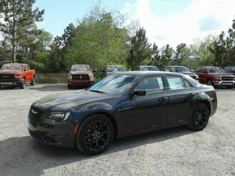 Maximum Steel Metallic Chrysler 300 Touring.  Click to enlarge.