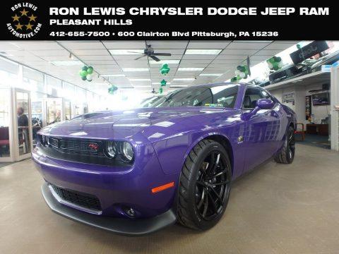 Dodge Challenger R/T Scat Pack