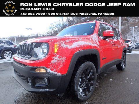 Colorado Red Jeep Renegade Latitude 4x4.  Click to enlarge.