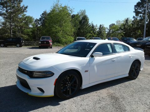 White Knuckle Dodge Charger R/T Scat Pack.  Click to enlarge.