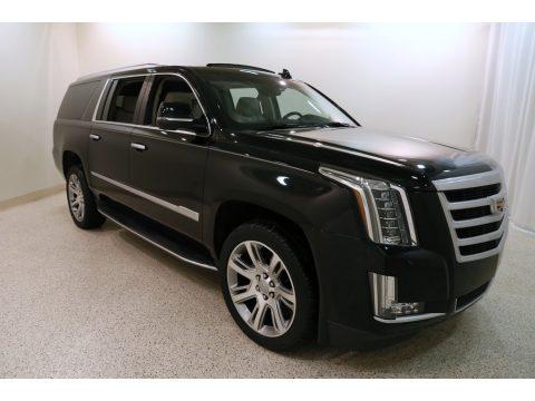 Cadillac Escalade ESV Luxury 4WD