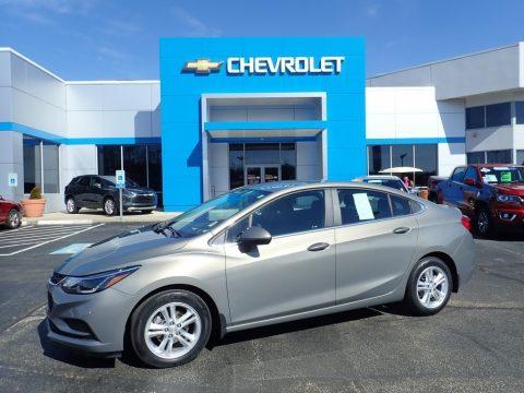 Pepperdust Metallic Chevrolet Cruze LT.  Click to enlarge.