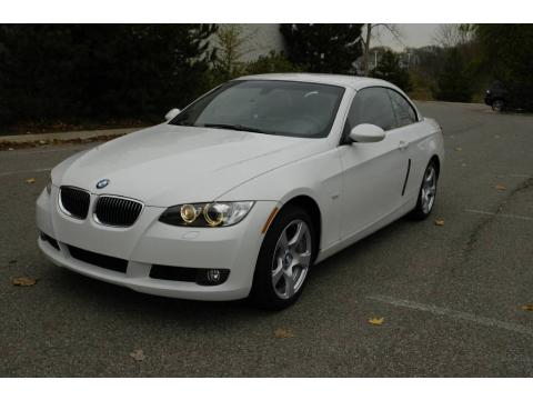 Alpine White 2009 BMW 3 Series