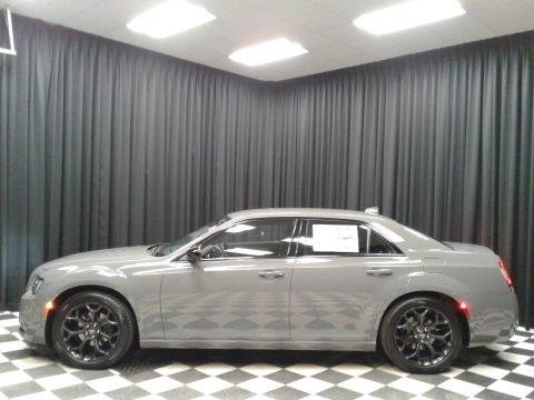 Ceramic Gray Chrysler 300 Touring.  Click to enlarge.