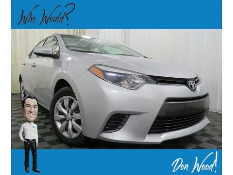 Toyota Corolla LE Plus