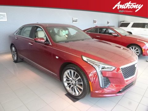 Cadillac CT6 Premium Luxury AWD
