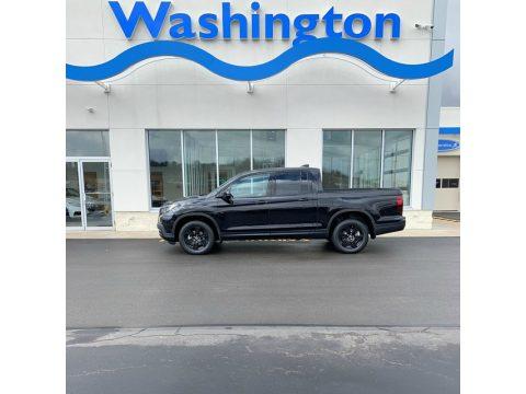 Honda Ridgeline Black Edition AWD