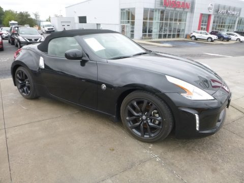 Nissan 370Z Touring Roadster