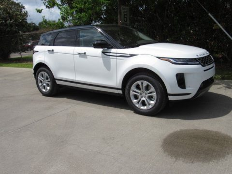 Fuji White Land Rover Range Rover Evoque S.  Click to enlarge.