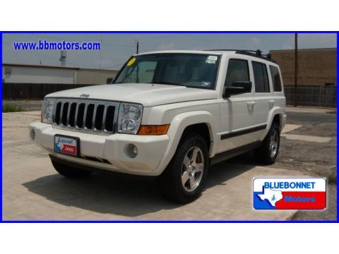 new 2009 jeep commander sport for sale stock jc523767. Black Bedroom Furniture Sets. Home Design Ideas