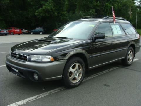 1996 Subaru Legacy Outback Wagon. 1997 Subaru Legacy Outback
