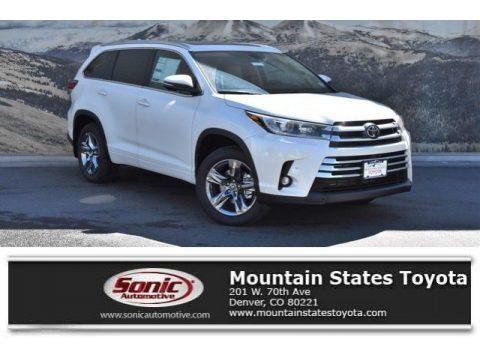 Toyota Highlander Limited Platinum AWD
