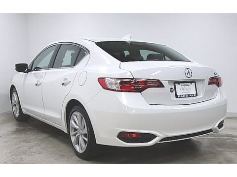 Bellanova White Pearl Acura ILX Technology Plus.  Click to enlarge.