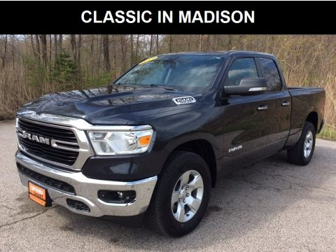 Maximum Steel Metallic Ram 1500 Big Horn Quad Cab 4x4.  Click to enlarge.