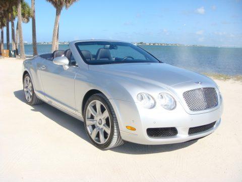 Moonbeam Bentley Continental GTC .  Click to enlarge.