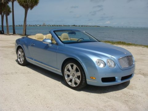 Silverlake Bentley Continental GTC .  Click to enlarge.