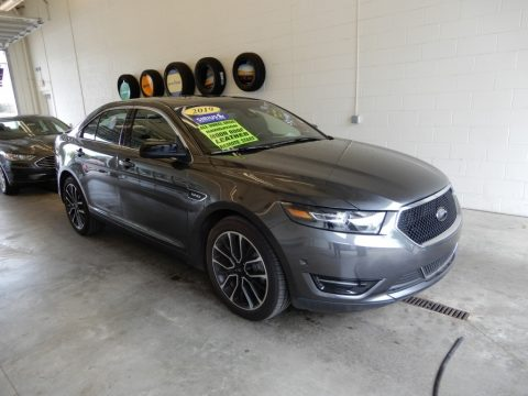 Magnetic Ford Taurus SHO AWD.  Click to enlarge.