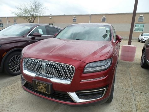 Lincoln Nautilus Reserve AWD
