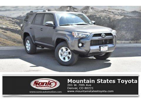 Magnetic Gray Metallic Toyota 4Runner SR5 Premium.  Click to enlarge.