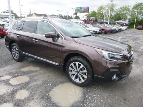 Cinnamon Brown Pearl Subaru Outback 2.5i Touring.  Click to enlarge.